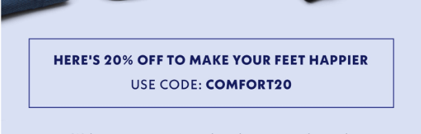 Bombas email discount code.